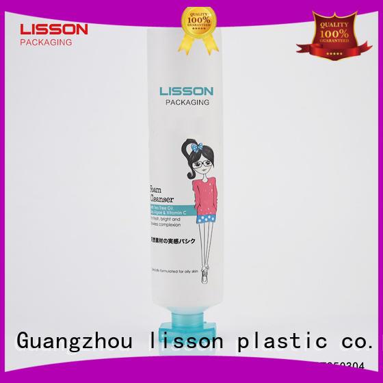 flip shape  Lisson Tube Package Brand