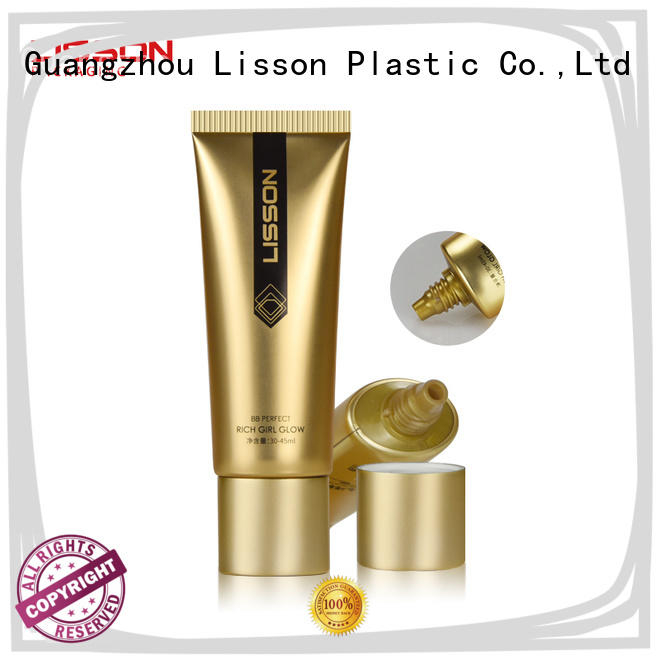 Lisson facial cosmetic jars wholesale free sample for eye cream