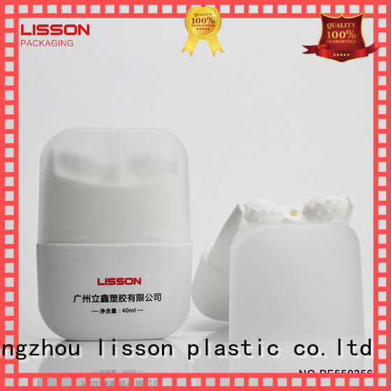 Hot  oval Lisson Tube Package Brand