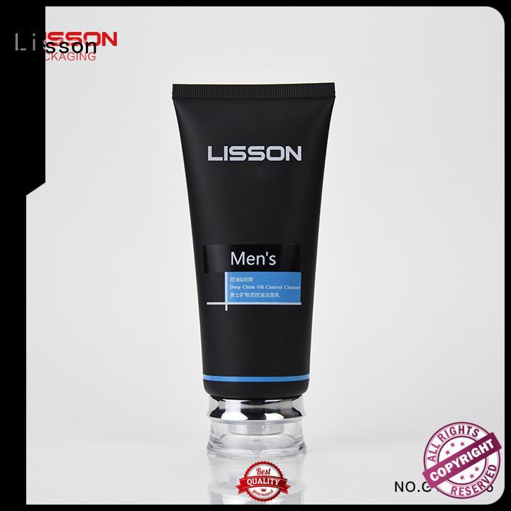 hotel Custom plastic packagingl  Lisson cosmetic