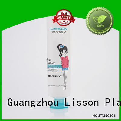 plastic cosmetic squeeze tubes wholesale high-end for essence Lisson