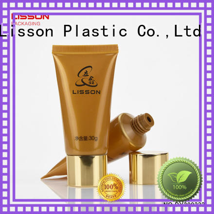 Lisson free sample aluminum tubes packaging hot-sale for packing
