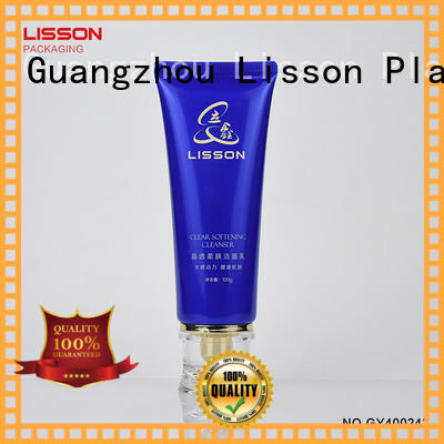 Lisson diamond shape china cosmetic packaging top quality for packaging