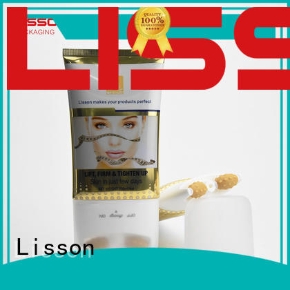 cosmetic tubes wholesale embossment for essence Lisson