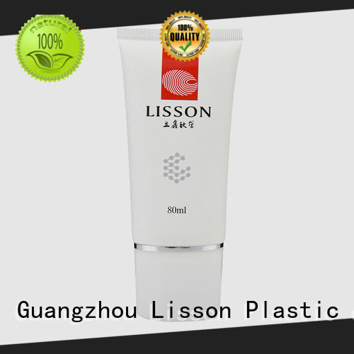 skincare packaging supplies rounded angle for makeup Lisson