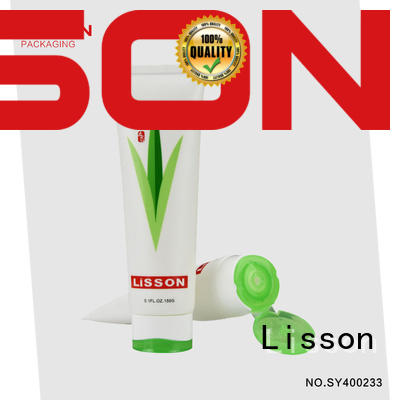 bottle tube packaging screw for lip balm Lisson