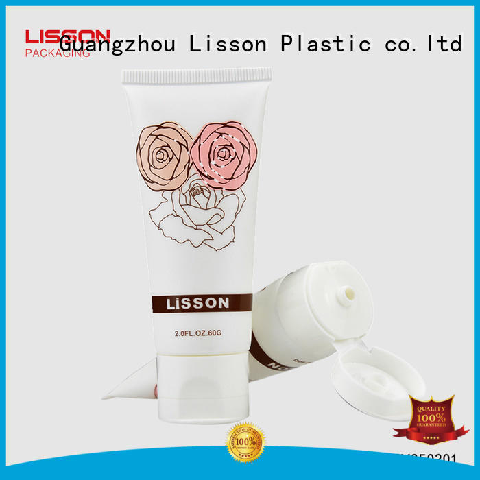 Quality Lisson Brand bottles with flip top caps