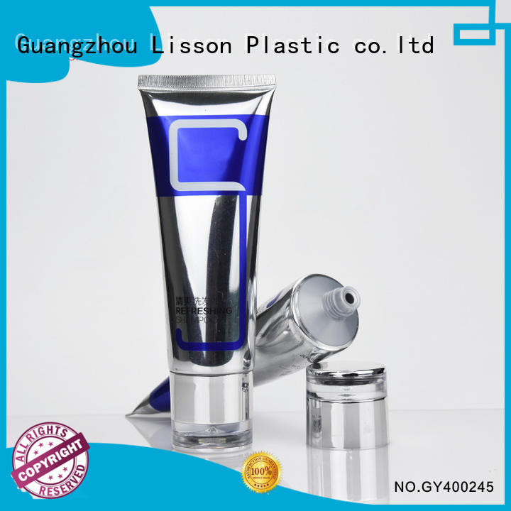 plasti makeup packaging suppliers cheapest factory price for lotion Lisson