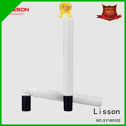 customized lip scrub containers applicator for packaging Lisson