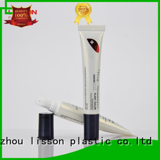 acrylic massage your airless cosmetic bottles Lisson Tube Package manufacture