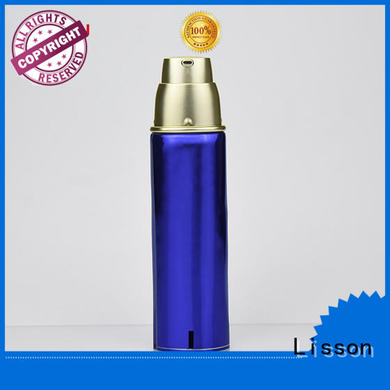 airless airless pump bottle suppliers barrier for cleanser Lisson