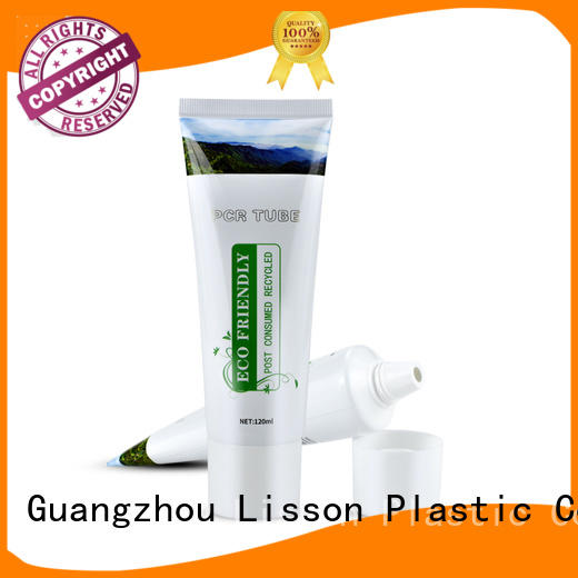 Lisson top brand plastic cosmetic tubes popular for makeup