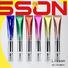 empty lip gloss tubes plastic for makeup Lisson