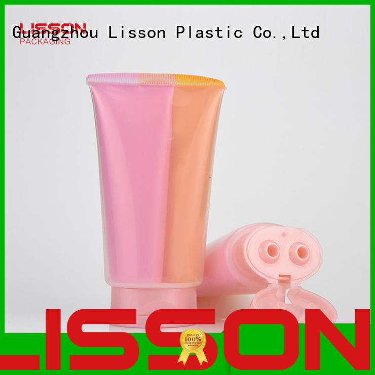 Lisson free sample cosmetic packaging manufacturers silver plating for lotion