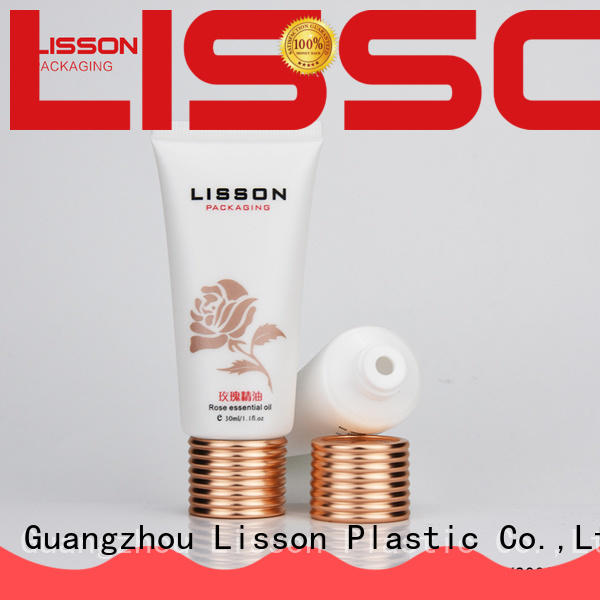 tube containers wholesale aluminium for packaging Lisson