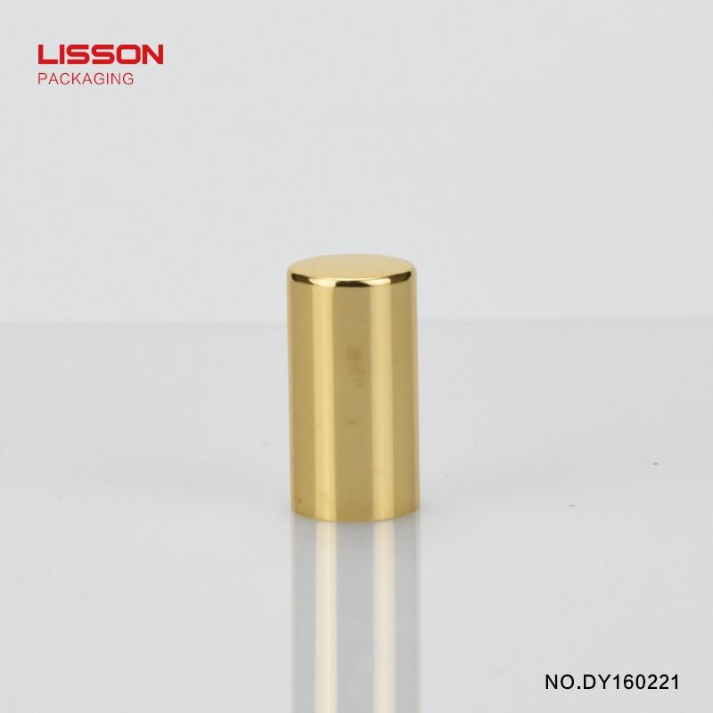 covered tube container at discount for cosmetic Lisson