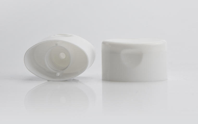 Lisson plastic flip top caps top quality for cleanser
