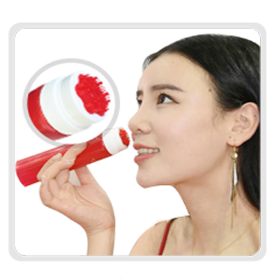 hollow face wash tube high-end for makeup Lisson-7