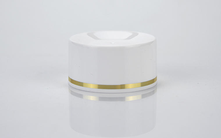 silver plating plastic tubes with caps OEM for lotion Lisson