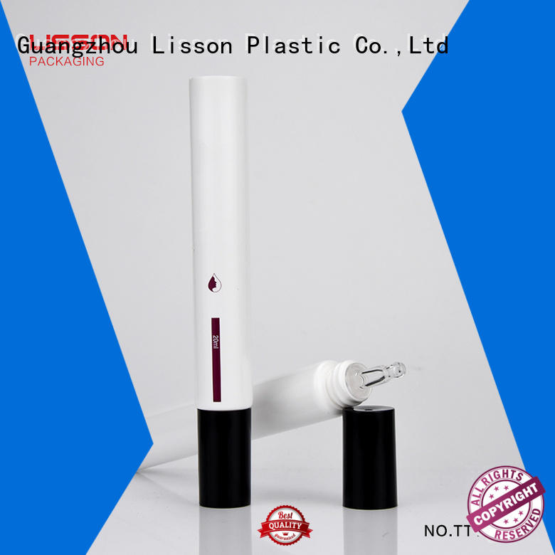 Lisson hot-sale clear plastic tube OEM for packaging