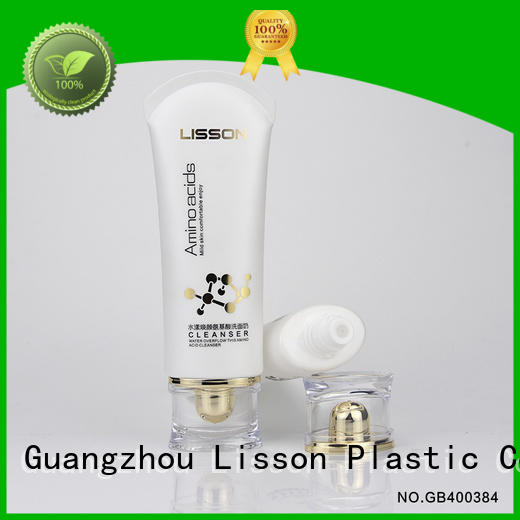 Lisson diamond shape skincare packaging supplies top quality for packaging