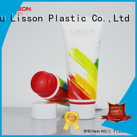 empty plastic squeeze tubes bulk production for packaging