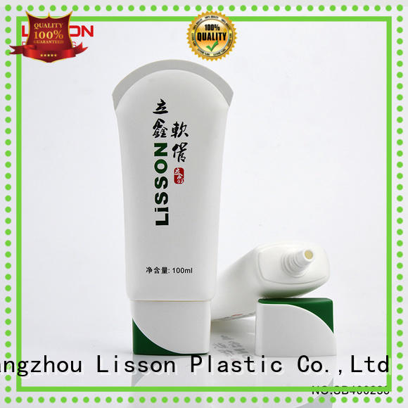 Lisson coating skin care packaging wholesale by bulk for makeup