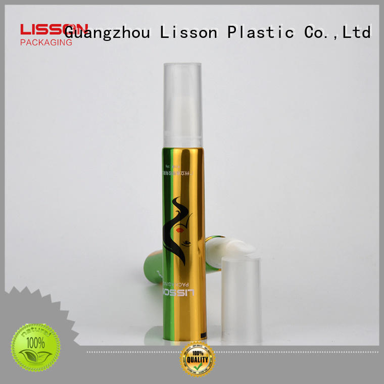 empty lip gloss containers customized for packing Lisson