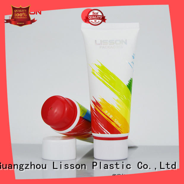 free sample cosmetic tube at discount for toiletry Lisson