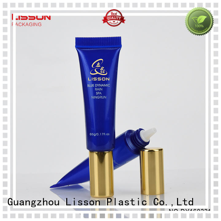 Lisson single roller lotion packaging acrylic for packaging