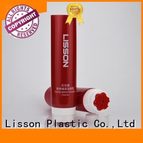 lotion tubes design for makeup Lisson