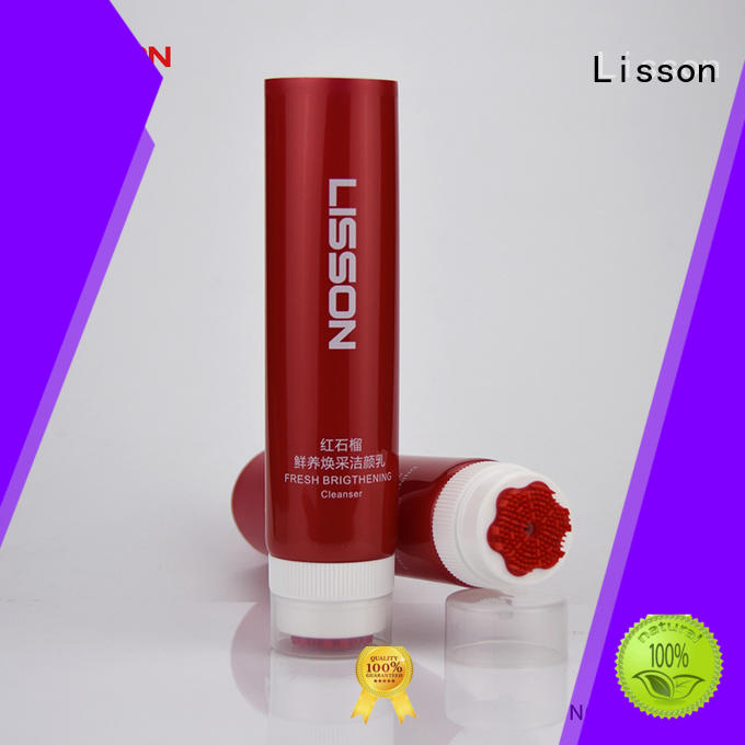 Lisson right angle plastic tubes cosmetics hot-sale for lotion