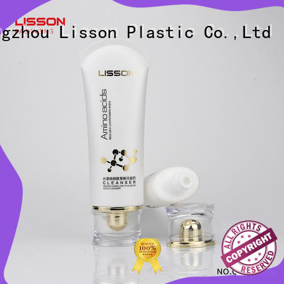 Lisson base packaging for skin care products cheapest factory price for cosmetic