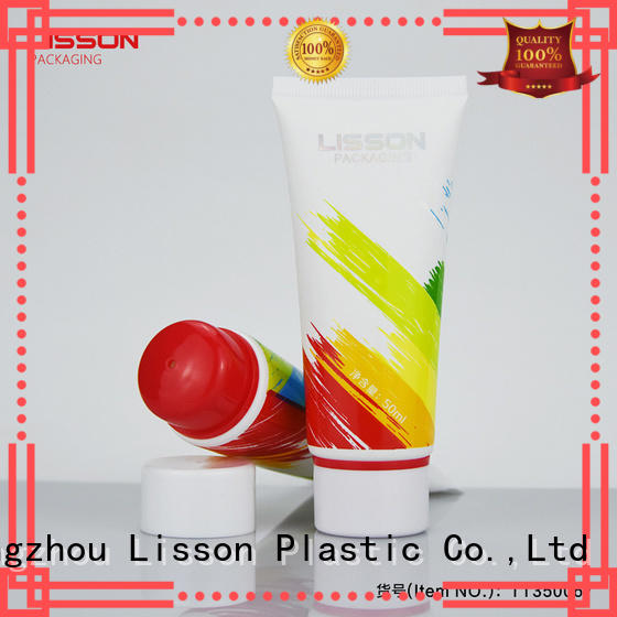 top brand cosmetic tube free delivery for cosmetic