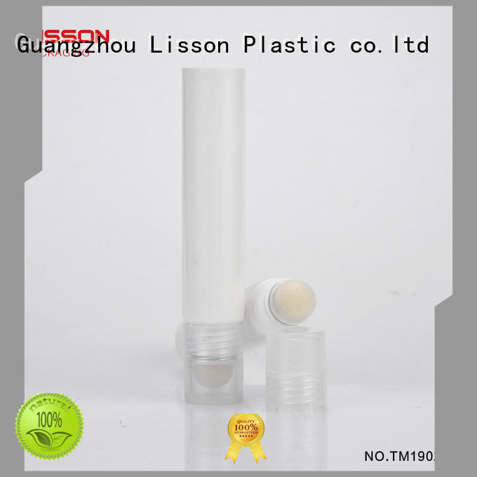 cosmetic tube manufacturers bb applicator cosmetic tube squeeze Lisson Brand