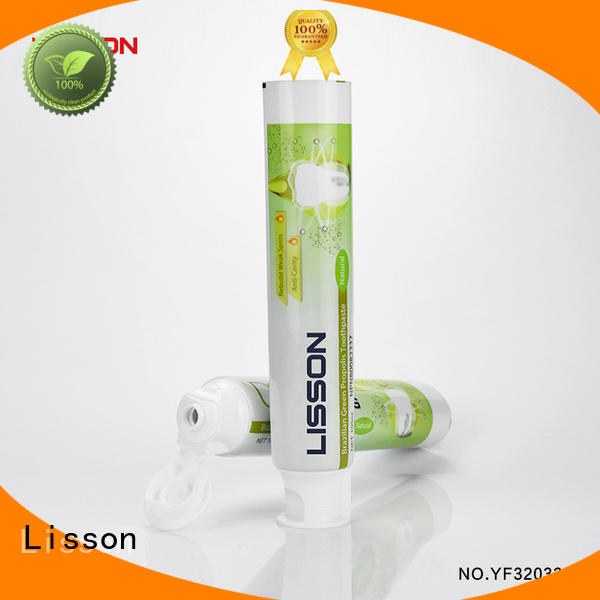 tooth-paste custom cosmetic packaging for wholesale for packaging Lisson