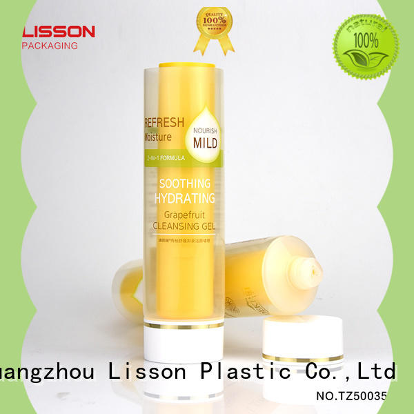 bulk production custom cosmetic packaging tooth-paste ODM for cosmetic