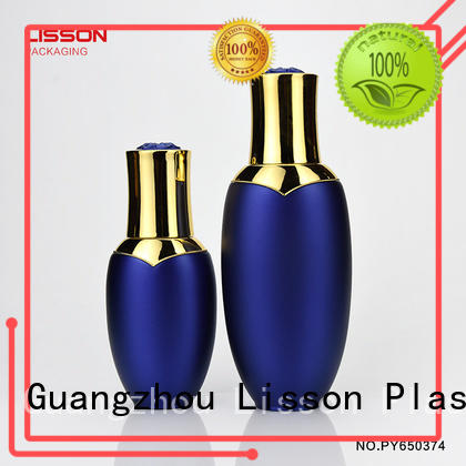 Lisson best factory price cosmetic bottles wholesale bulk production for sale