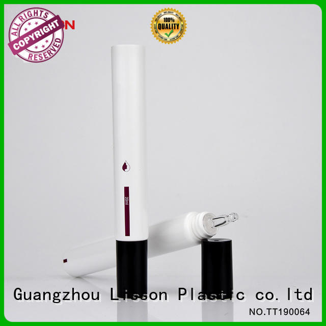 cosmetic packaging manufacturers silver plating for lotion Lisson
