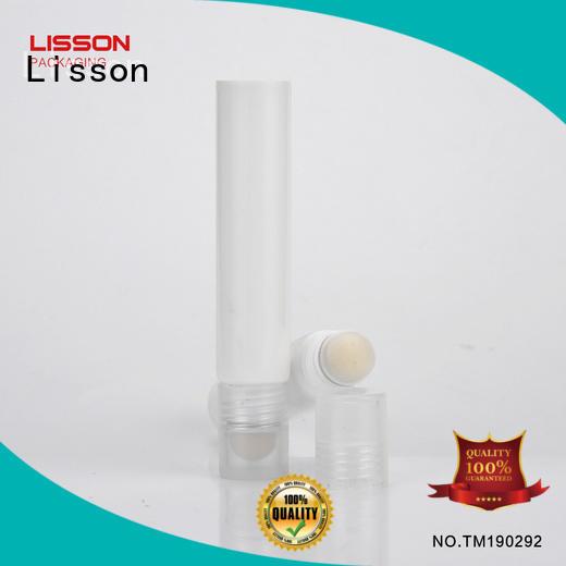 Lisson make sunscreen tube eye-catching design for sun cream