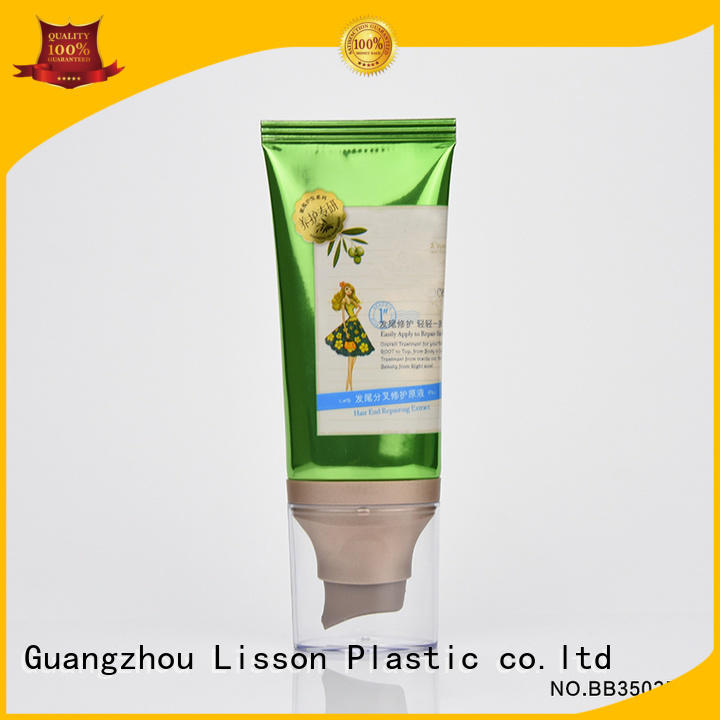 Wholesale abl pump tops for bottles metallized Lisson Brand